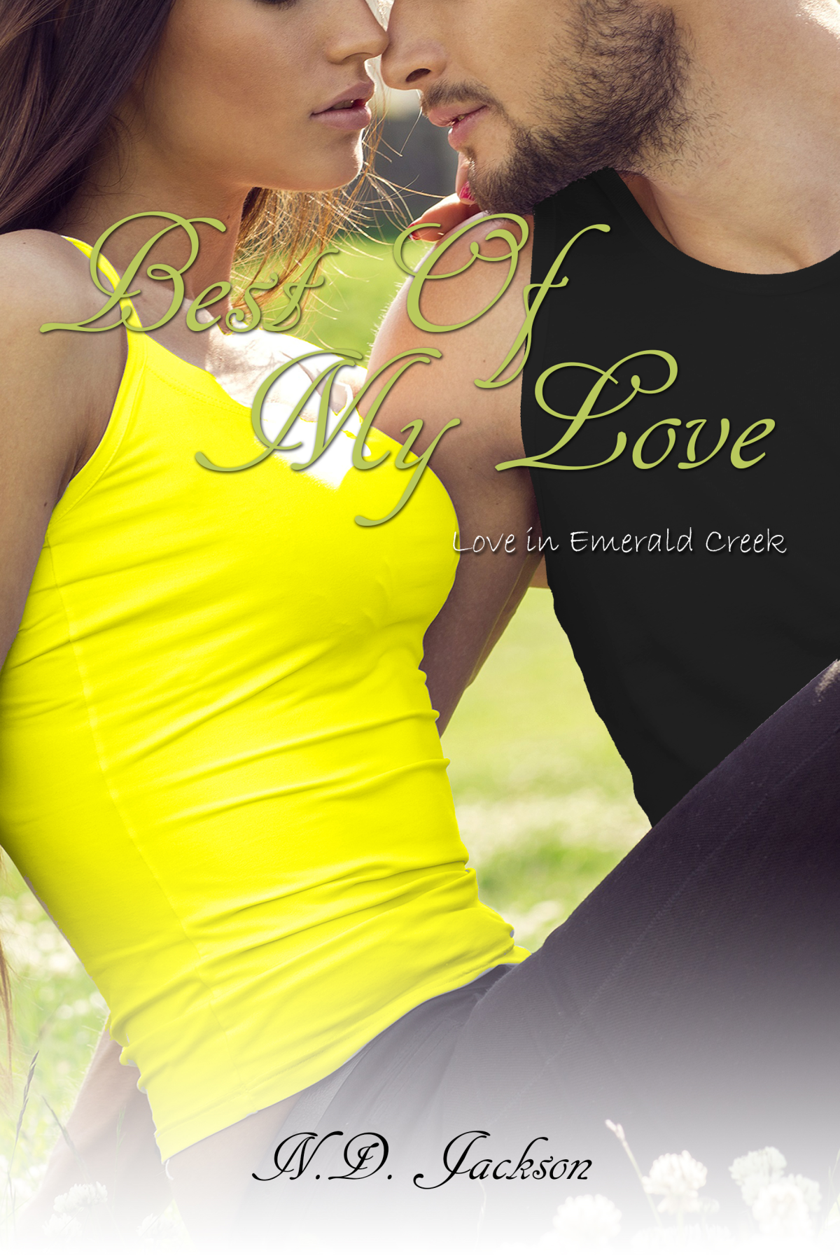 Best of my Love_kindle
