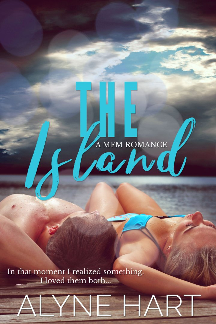 Camp NaNoWriMo | The Island re-cover