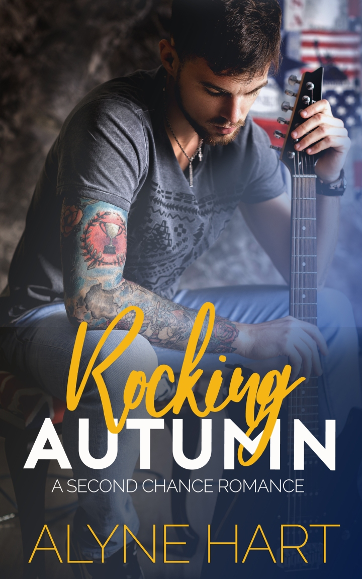 Rocking Autumn re-cover CoverReveal!