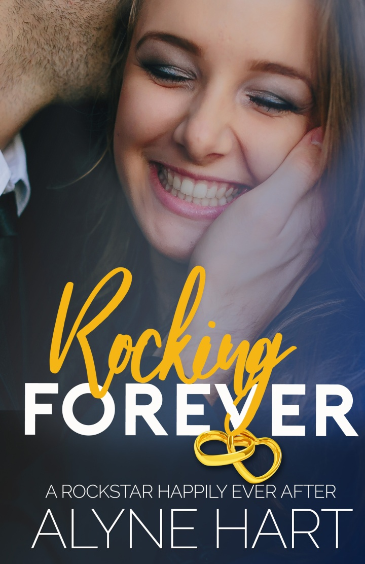 Rocking Autumn nominated for Best Rock Star Romance | Rocking Forever ♥ |Book Signing