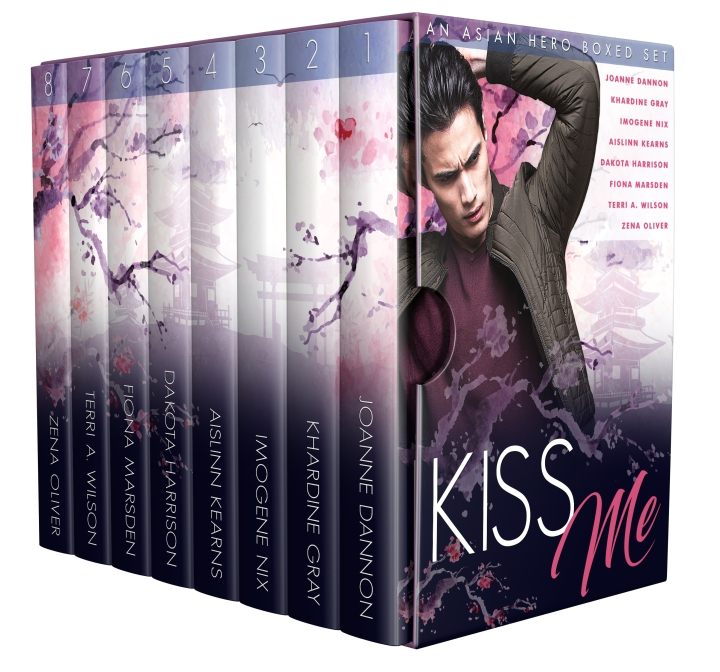 Kiss Me Box Set