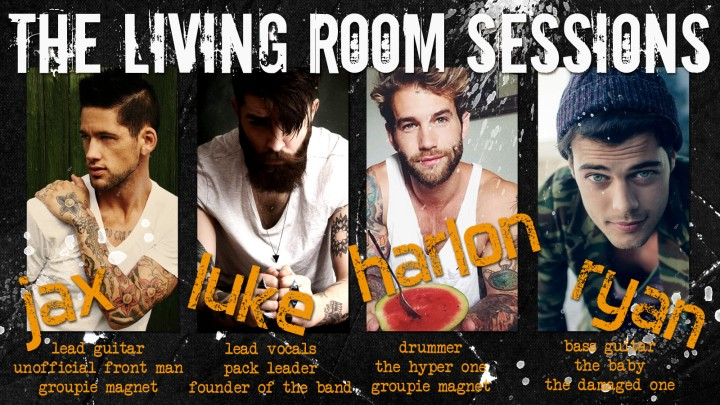 Meet The Living Room Sessions