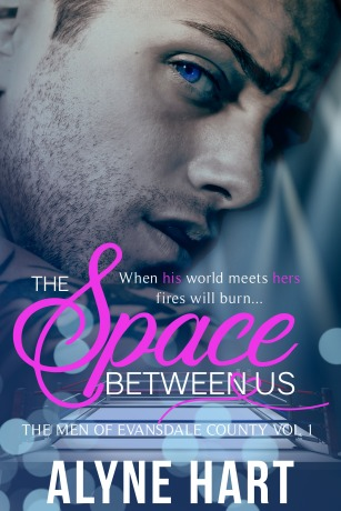 The Space Between Us - cover
